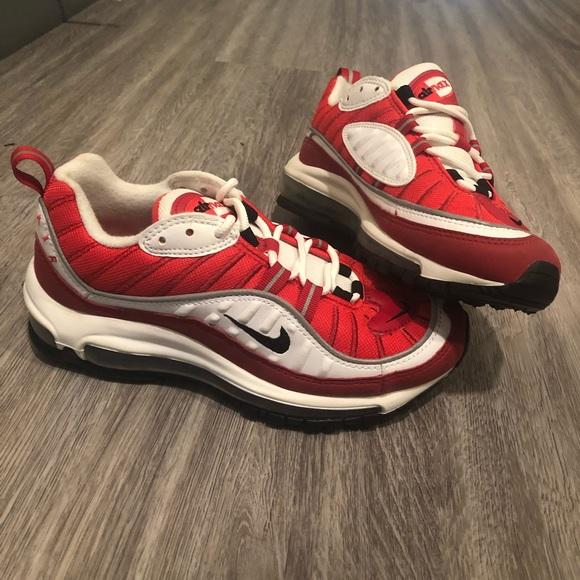 reputable site d3f4a 79f79 Nike Air Max 98s NWT